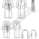 Dressing Gown Pattern
